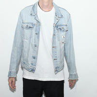 90s Calvin Klein Denim Trucker Jacket