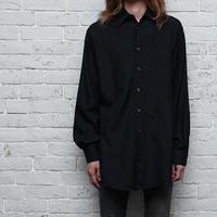 シルクシャツ Silk L/S Shirt
