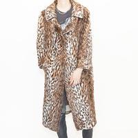 Leopard Fake Fur Coat