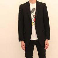 Black Skinny Tailored Jacket