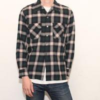 Ombre Check  L/S Shirt