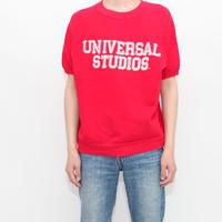 "80's S/S Sweat Shirt ""UNIVERSAL STUDIOS"""