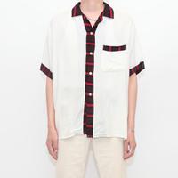 50's Rayon S/S Shirt