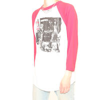 RAMONES Raglan Sleeves T-Shirt