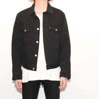 Levis Trucker Jacket Black