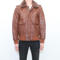 G-1 Type  Leather Jacket