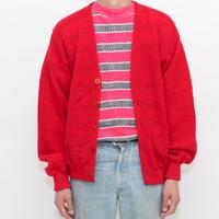 Vintage Mohair  Wool Cardigan