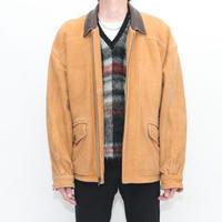 Vintage Nuback Leather Jacket