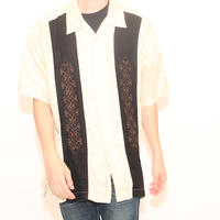 Rayon Embroidery S/S Shirt