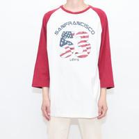 Levi's Raglan Sleeve T-Shirt