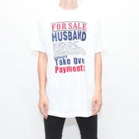 90's Funny Message  Print T-Shirt