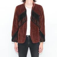 Vintage Velour Jacket