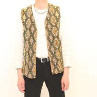 Gobelins Pattern Vest