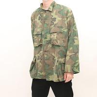Vintage Military Camouflage Jacket