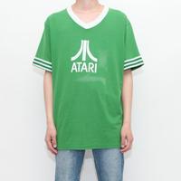 80's ATARI Football T-Shirt
