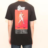 Vans×David Bowie T-Shirt