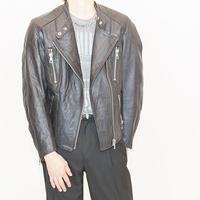 Vintage Leather Jacket MADE IN GERMANY
