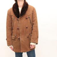 Vintage Mackinaw Coat