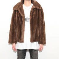Fake Fur Jacket MADE IN THE U.K.