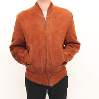 Nuback Leather Jacket