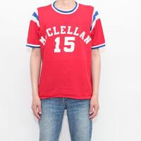 Vintage Numbering T-Shirt