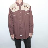 Music Western L/S Shirt