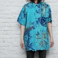 レーヨン タイダイシャツ Rayon S/S Shirt