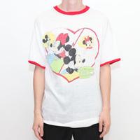 Mickey & Minnie Ringer T-Shirt
