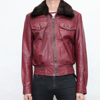 Vintage Leather Jacket  MADE IN ENGLAND