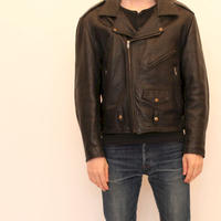Vintage Riders Leather Jacket MADE IN FRANCE