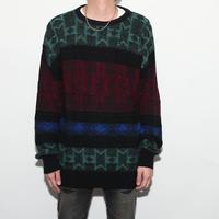 Border knit