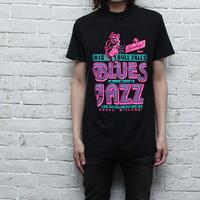 ジャズ&ブルースTシャツ Jazz&Blues Music T-Shirt