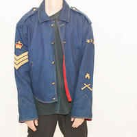 Denim Napoleon Jacket