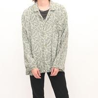 Paisley L/S Shirt