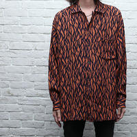 80s レーヨンシャツ Vintage Rayon Shirt