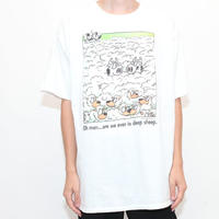 90's A HERD OF LAUGHTER T-Shirt