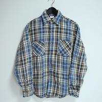 ビンテージ ビックマック ネルシャツ BIG MAC Flannel Shirt