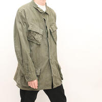 Vintage Military Fatigue Jacket