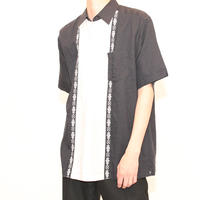 Embroidery S/S  Shirt