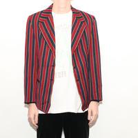 Stripe School Jacket