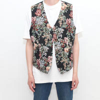 Flower Pattern Vest
