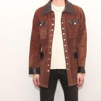 Leather&Sude Coat
