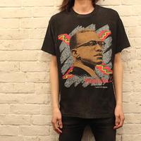 マルコムX Tシャツ Vintage Malcolm T-Shirt