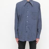 Dot Pattern L/S Shirt