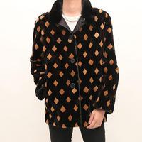 Fake Fur Reversible Jacket