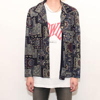 Embroidery Spandex Jacket