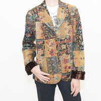 Patchwork Tailord Jacket