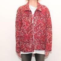 Tapestry Paisley Jacket