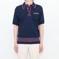70's Sears Knit Polo Shirt