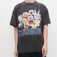 90's Looney Tunes Dallas Cowboys T-Shirt